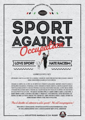 sport against occupation web
